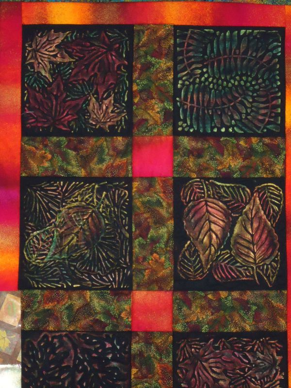 Waterwheel House Quilt Shop Christmas In July