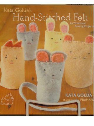 Handstitched felf