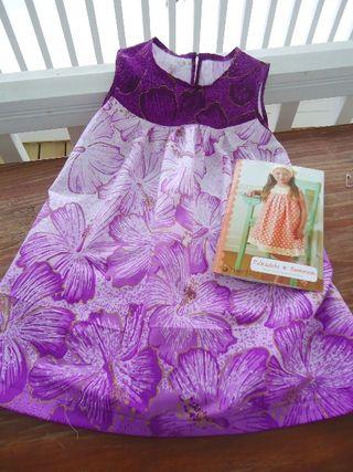 Hawaiinprint dress