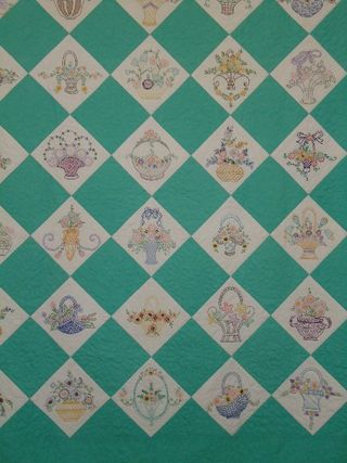 Embroideredquilt