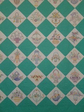 Embroideredquilt