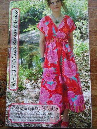 Kimonodress