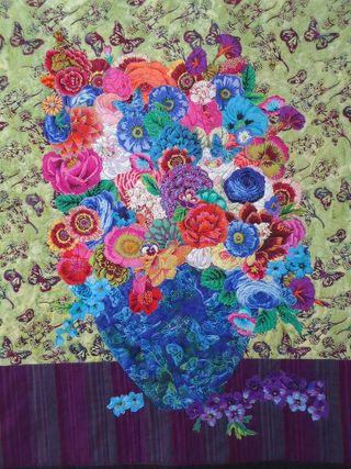 1Waterwheel Flower Vase