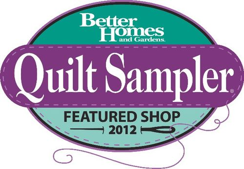 Quiltsampler button