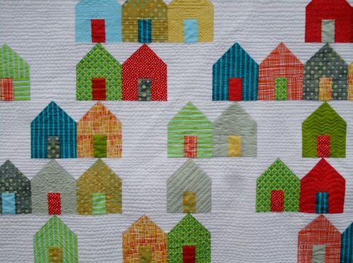 Waterwheel House Quilt Shop - A Few April Quilts : house quilt patterns - Adamdwight.com