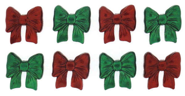 Bow buttons