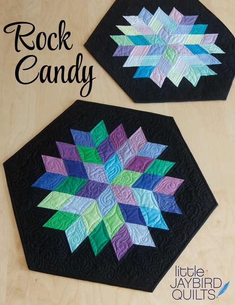 Rock Candy Pattern