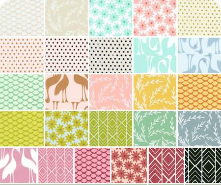 Pond Fat quarters