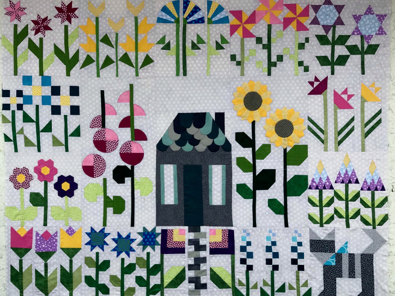 Whole Quilters Patch