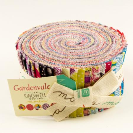 Gardenvale jellyroll