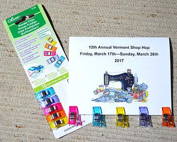 Vermont Shop Hop