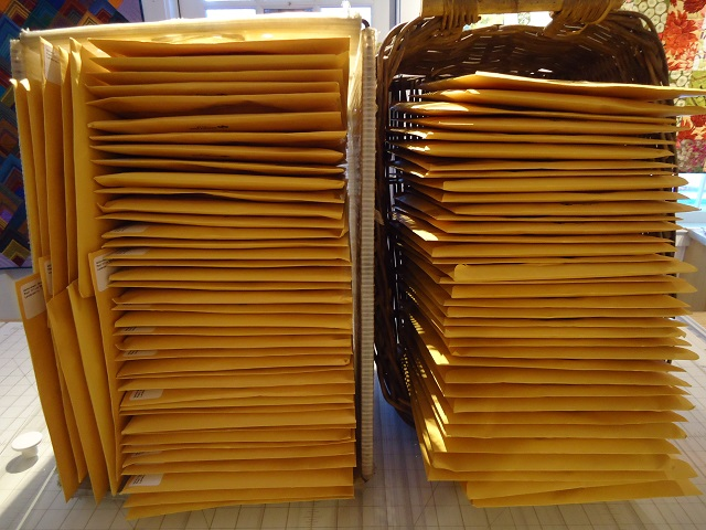 BOM mailing