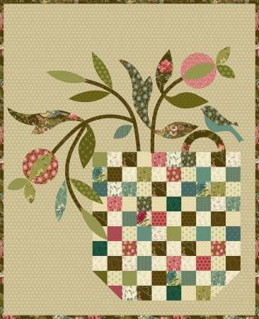 Laundry Basket Quilts Basket Pattern