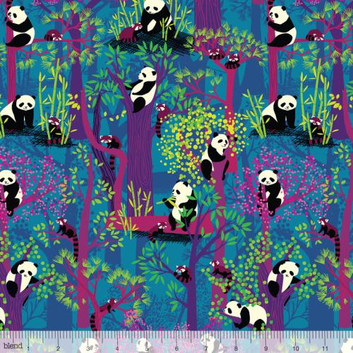Panda forest1