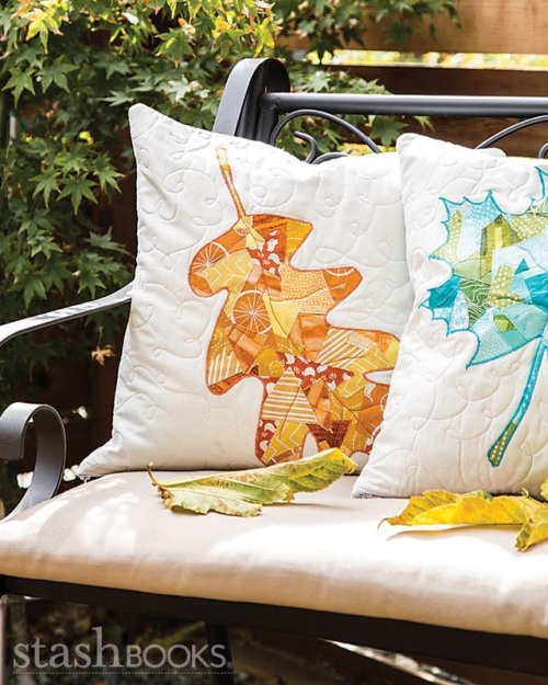 Fallen_Leaves_Quilted_Throw_Pillows_-_Scrappy_Bits_Applique_by_Shannon_Brinkley_640x