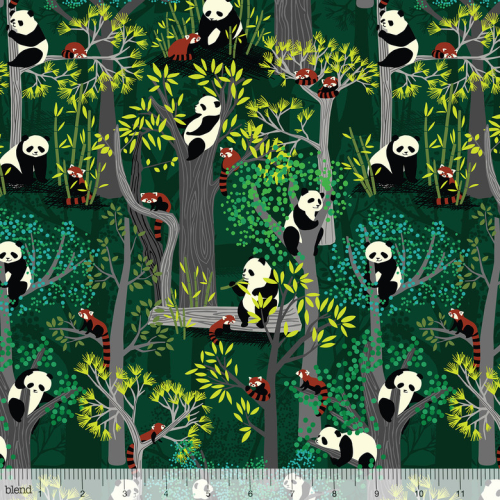 Panda Forest